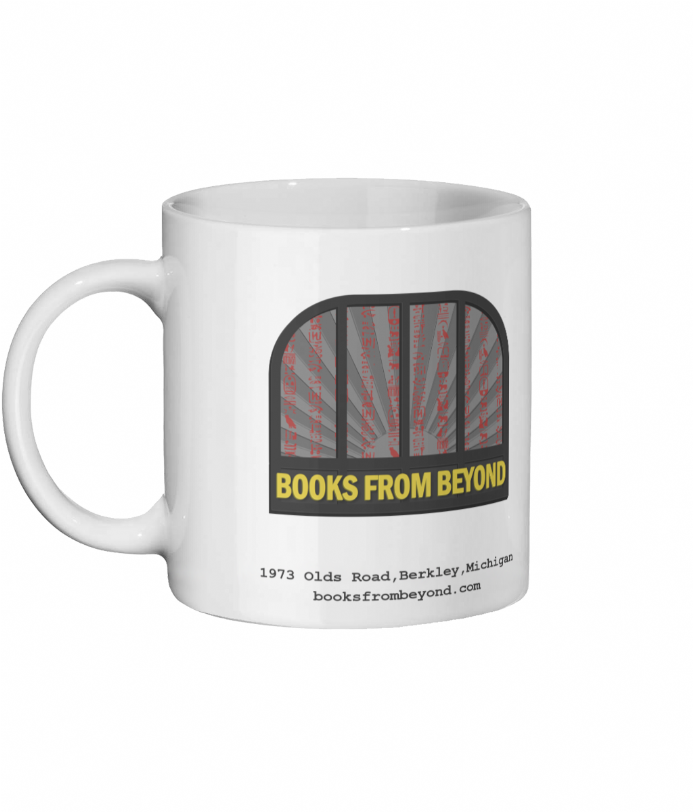 Ash vs Evil Dead Inspired Books From Beyond Ceramic Mug